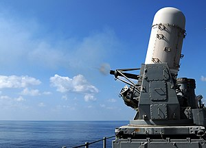 $169.9M For Support of Phalanx Close-in Ship Defense Guns