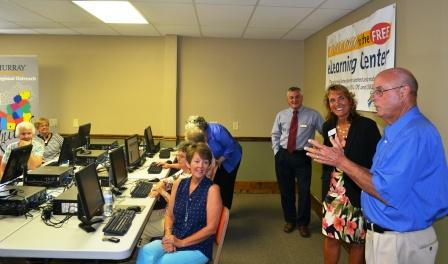 Murray State completes learning center partnerships
