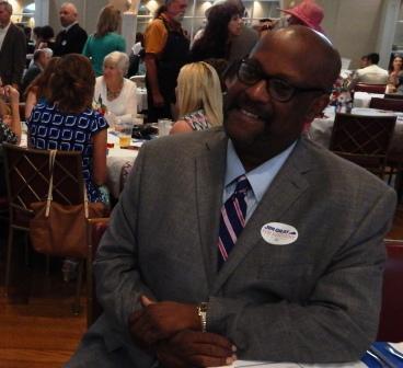 Dream Come True: MSU Professor attends Democratic Convention