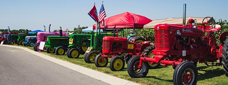 Discovery Park of America - just down the road from Mayfield | Discovery Park of America, farming, tourism, Union City  Tennessee,
