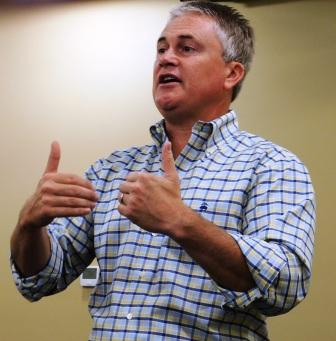 Rep. Comer - health care the most difficult issue | comer, Hickman County Kentucky, politics, Republican Party, Donald Trump, McConnell,