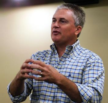 Rep. James Comer Clinton KY 080317