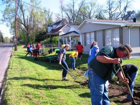 Leader in Me Community Service Day