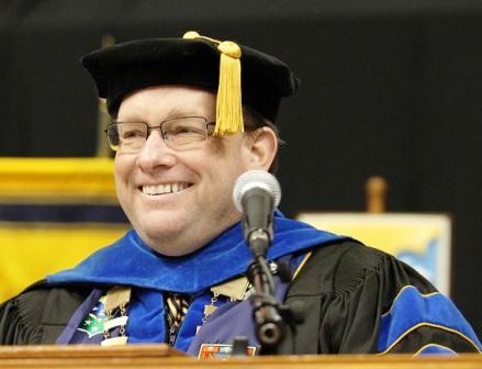 President Davies leaving MSU for Central Michigan