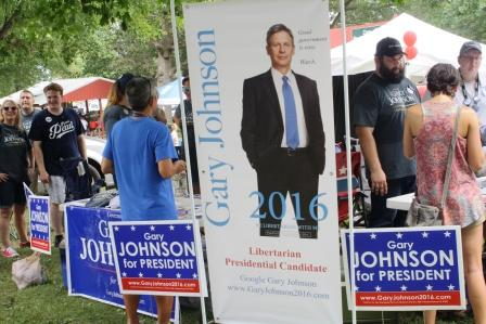 Did 2016 Fancy Farm Picnic Give Birth to a 3rd or 4th Political Party in Kentucky?