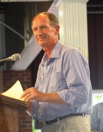 Fancy Farm 2016: Incumbent Heath gives GOP platform speech