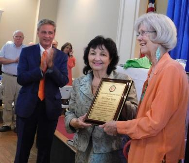 Honorees at McCracken Dem Dinner illustrate the changing face of KDP