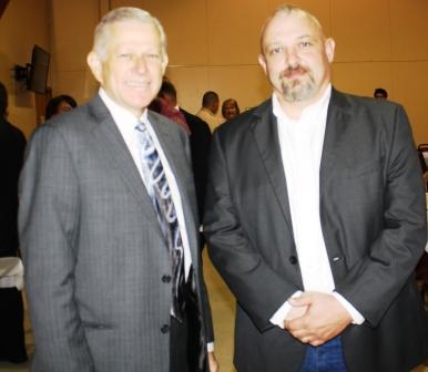 Mike Murphy and Sam Gaskin