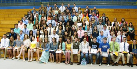 honors day 2014