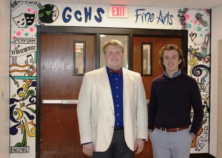 Graves High juniors Ethan Murphey, Mattison Sullivan set for 2016 Governor's School for the Arts at Centre College