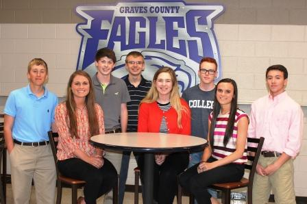 Graves Students to attend Governor's Scholars Program