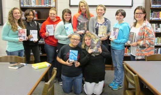 HCHS Readers Select Favorite Bluegrass Books