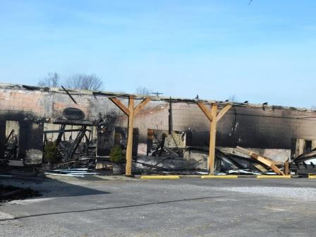 Fire at Harper's Country Hams touches many lives