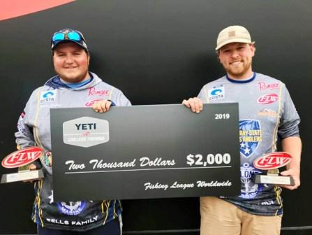 Murray State University Bass Anglers ranked second in country ahead of national championship appearance
