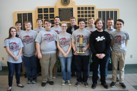 2016 WKCTC President's Cup Academic Bowl Winners | Western Kentucky Community and Technical College, student competition,