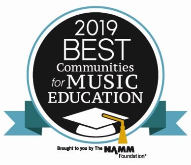 Paducah Independent Schools receive recognition for music education