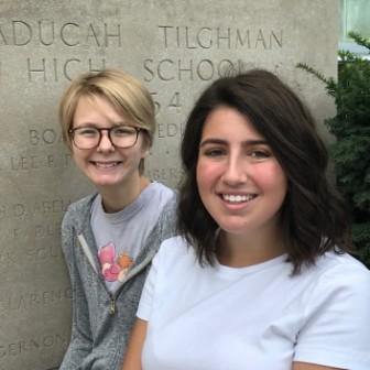 Tilghman's Kate Criner Named State Champion in  Kentucky English Teachers' State Writing Contest