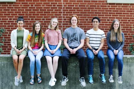 PTHS students chosen for Governor's Scholars Program