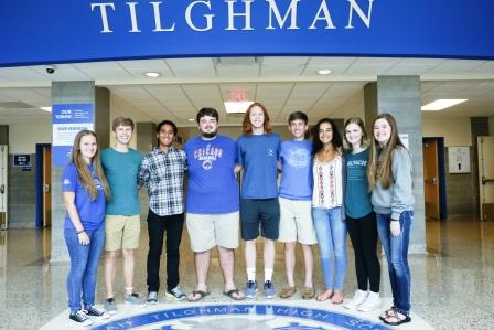 PTHS students excel on ACT