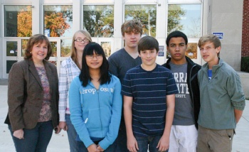 Paducah Tilghman team in debate and writing competition