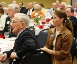 Purchase Area Jefferson Jackson Dinner 2011: Allison Lundergan Grimes – keep the ballot box open for all | Allison Lundergan Grimes, Kentucky, election 2011, Democrat, Calloway County