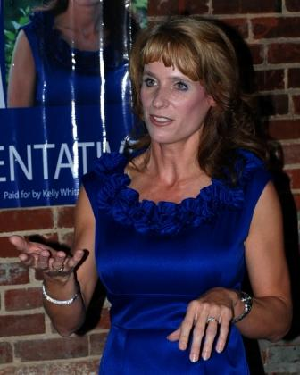 'Give 'em heck, Kelly!' | Kelly Whitaker, Graves County, Democrat, Harry Truman, Kentucky House,