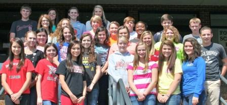 29! Biggest Leadership Class ever signs up for Hickman County Chamber program | Hickman County High School, leadership program, Chamber of Commerce, business