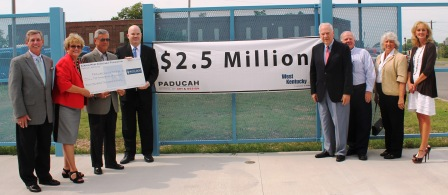 Donation helps WKCTC reach School of Art & Design goal   WKCTC, art, education, Paducah, Kentucky,