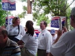 Trey Grayson - partisan GOP politics 101