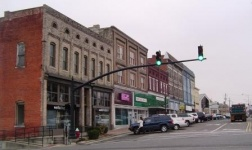 Small Town Geography being reshaped by Mega Drugstores