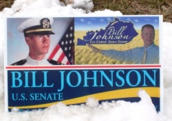 Bill Johnson outconservatives his rivals