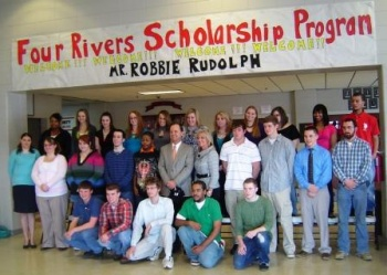 Four Rivers Foundation to help students go past high school