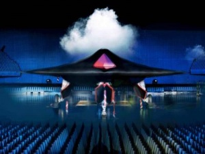 A new age for military airpower - Taranis debuts in UK