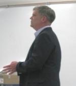 General Heltzel brings earthquake preparedness workshops to West Kentucky
