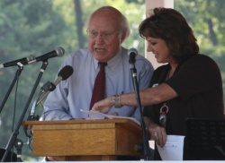 McCracken County Clerk Candidates clash at Picnic