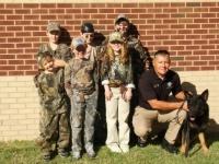 Drug dog visits Symsonia Elementary