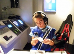 Challenger Center hosts Graves County Sixth Graders