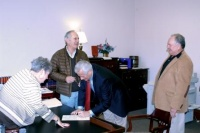 B. D. Wilson Files for Ag Commissioner