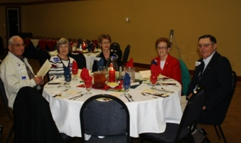 Lincoln Dinner brings out legislators and party activists