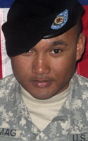 Ft. Campbell Casualty: Staff Sgt. Jerome Firtamag