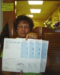 Reprise from August 2008: Big City Bills for a Small Business
