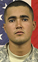 Ft. Campbell Casualty: Pfc. Arturo E. Rodriguez