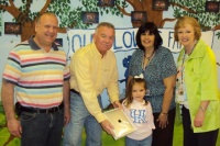 Lowes first grader benefits from special gift