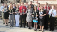 Hickman County High Future Business Leaders of America succeed at Region 1 Leadership Conference