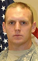Ft. Knox Soldier: 1st Lt. Robert F. Welch III