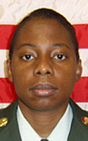 Ft Campbell Soldier: Sgt. Linda L. Pierre
