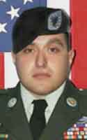 Ft. Campbell Soldier: Sgt. John P. Castro