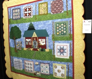 AQS Quilt Show goes on despite flooding