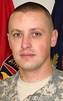 Ft. Campbell Soldier: Cpl. Brandon M. Kirton