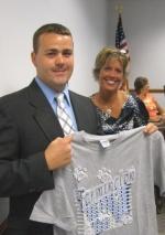 Farmington Elementary has a new principal